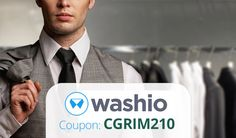 Washio Coupon Code Dry Cleaning Services, Coupon Codes, Coupons, Apps, Coding, Marketing, Coupon, App, Programming