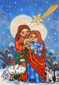 1000 Images About The Art Prints Christmas Paintings