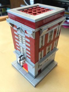 Ghostbusters Mini-Modular Instructions