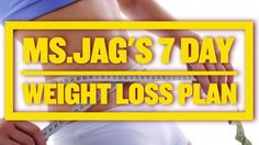 This weight loss plan was used when I was getting ready for my bikini body four summers ago. http://goo.gl/T5pt8r