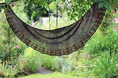 Ravelry: Fete Shawl pattern by Phillippa Smart