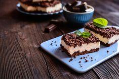 Torta Sbriciolata Mascarpone e Cioccolato Low Carb Sweets, Low Carb Desserts, Easy Desserts, Low Carb Recipes, Delicious Desserts, Yummy Food, Paleo Dessert, Dessert Recipes, Ricotta