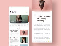I am very happy to share my concept with you today. This is a project about news. What I want to do is to add the concept of time capsule. The news page is divided into two modules. The upper pa. News Web Design, App Ui Design, Web Design Trends, User Interface Design, Dashboard Design, Flat Design, Design Design, Design Layouts, Graphic Design