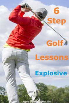 GOLF TIPS SWING Get our 6 Step Golf Lesson Plan and start hitting explosive golf shots TODAY. Golf video instruction to help you improve your golf swing in only 10 minutes per day. Golf Betting, Golf Ball Crafts, Golf Videos, Golf Tips For Beginners, Golf Lessons, Golf Gifts, Golf Fashion, Play Golf, Ladies Golf
