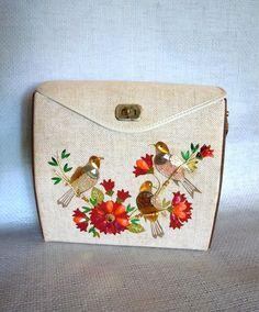 Bird Bag, Enid Collins