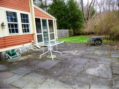 Historic Homes in CT > Home for Sale in Oxford, CT: 129 Good Hill Rd - beautiful vintage home with separate 648 sf rental cottage plus 2 car garage all located on over 15 private gorgeous acres with large pond that can be viewed from most rooms and especially from the screened in porch and over-sized patio. original features include beams in many rooms, 4 fireplaces, outstanding hardwood floors - a wonderful oasis! - MLS #99101137