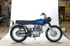 1967 Honda CL160 Scrambler