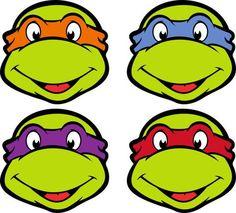 this is best ninja turtle clip art 8843 ninja turtle faces for your rh pinterest com ninja turtle face clipart