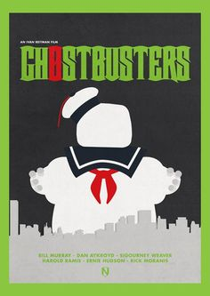 Ghostbusters - movie poster  Download Full Movies   www.imoviesclub.com/ : Watch Free Movies Online   www.moviescapital...