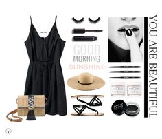 """""""Good Morning Sunshine"""" by idocoffee ❤ liked on Polyvore featuring WithChic, Sole Society, Stella & Dot, Chanel and Herbivore"""