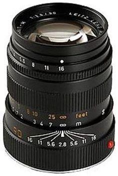 Leica 90/2.8 Tele-Elmarit-M camera lens? Ga naar Cameraland.nl!