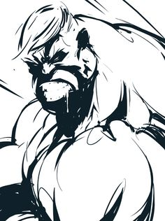 COMICS 3_Hulk [Cartooning] by CYBE Mikołaj Piszczako, via Behance