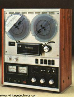 Technics RS-714US - www.remix-numerisation.fr - Rendez vos souvenirs durables…