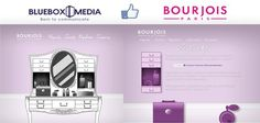Na stronie Bourjois Polska dostępna jest przygotowana przez nas aplikacja Toaletka Bourjois, za pomocą której odbywa się co tygodniowy konkurs dla fanów marki. Polecamy!  #facebook #socialmedia #marketing