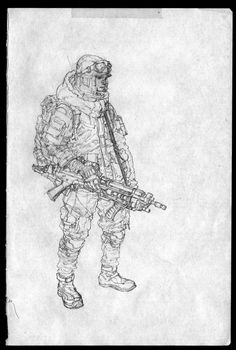 ArtStation - Drawing Note - 12, Jong Hwan