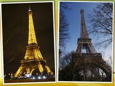 Love #TourEiffel espcially by night - remember my #Roadtrip to #France #Travel #Kids #car #Journey #Trip #FamilyFun