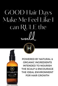 HÉBÉ™ BLACK LABEL NECTAR - DENSIFY FINE HAIR is intended to be applied at the root for those with fine to medium textured hair who have been experiencing hair thinning for over a year, dramatic thinni