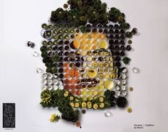 Food portraits by Martin Sati