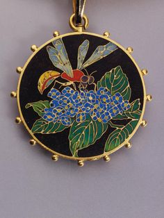 The Bee's Reverie [pendant] Faberge at Wartski Bee Jewelry, Enamel Jewelry, Photo Jewelry, Antique Jewelry, Black Bumble Bee, Famous Jewelers, Faberge Jewelry, Vitreous Enamel, Faberge Eggs