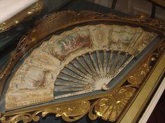 Marie Antoinette's fan