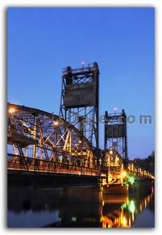 Lift Bridge-Stillwater MN. There is a lot to do in Stillwater!