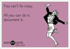 Hahaha, yes! Life of a CNA!