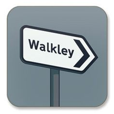 We Live Here - Walkley coaster