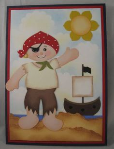 Ahoy Matey! SUO by thecountryrose - Cards and Paper Crafts at Splitcoaststampers