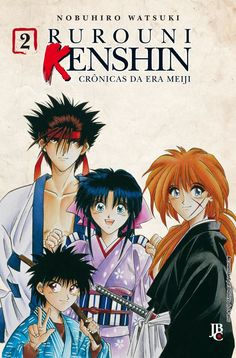 RUROUNI KENSHIN - #Anime #DeliDaPersy #Shonen