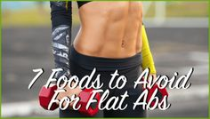 Want Flat Abs? Avoid These 7 Foods - Staying fit is difficult, not only must you maintain a work out regimen but you must constantly watch what you eat. Don't worry, it gets easier once you identify which foods you should stay away from. Knowing what you can eat is half the battle. Here are 7 foods you should stay away from and...  - https://www.freshdailyhealth.com/2016/10/2016/want-flat-abs-avoid-7-foods/