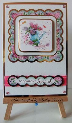 A card made using Hunkydory's Love Blossoms card kit. More details can be found at http://stampingbubbles.blogspot.co.uk/2016/10/love-blossoms-part-2.html