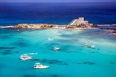 My most favorite island in the world - Isla Mujeres, Mexico