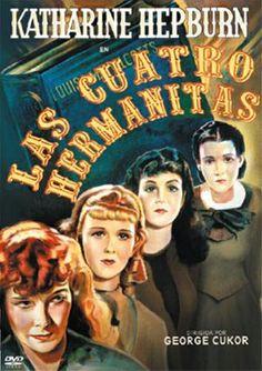 Las cuatro hermanitas (1933) EEUU. Dir.: George Cukor. Drama. Familia. Histórico. S.XIX - DVD CINE 2077-I