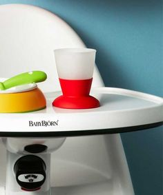 Less feeding fuss with BabyBjorn kitchen products