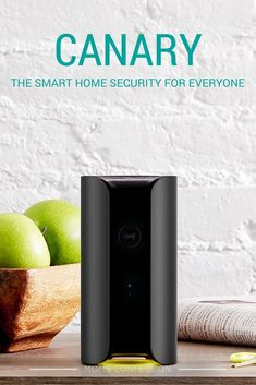 Canary - The Smart Home Security for Everyone BBYConnectedHome AD #homesecuritydiytips