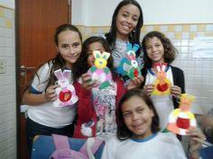Blog do Inayá: Turma 503 da Professora Fernanda Sodré comemora a Páscoa