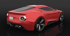 Zagato L500 Concept