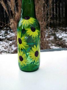 Dispensador de jabón para platos botella de por GlassGaloreGal