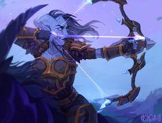 ArtStation - Warcraft doodles, Dariia Kasimova