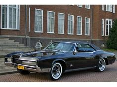 1967 Buick Riviera Maintenance/restoration of old/vintage vehicles: the material for new cogs/casters/gears/pads could be cast polyamide which I (Cast polyamide) can produce. My contact: tatjana.alic@windowslive.com