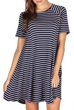 Milly s/s Swing Dress | Cotton On