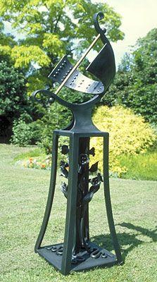 """paul margetts """"viking sundial"""""""