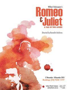 Theatre Poster by Jill Gunter, via Behance