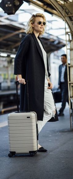 Luggage designed for the way we truly travel. Take the Away Carry-On for a spin with a 100-day trial and lifetime warranty.