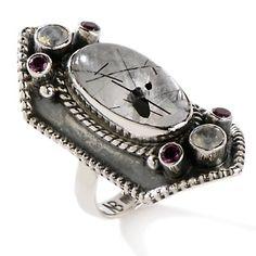 Nicky Butler Shield Ring