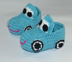 Knitted & Crochet baby booties, 50+ free downloadable patterns ...