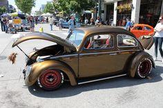 Good As gold | VW Bug | University VW | Seattle, WA | UniversityVW.com