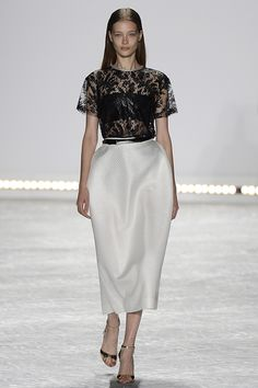 spring summer 2015 new york fashion week images | photo by catwalking getty images source catwalking via getty images