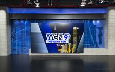 WGN Set Design Gallery