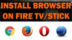 nice How To Install Browser On Fire TV or Stick